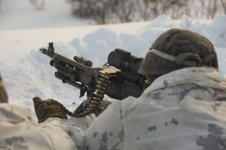 USMC in Norway